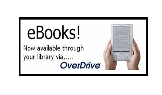 We have eBooks for checkout!